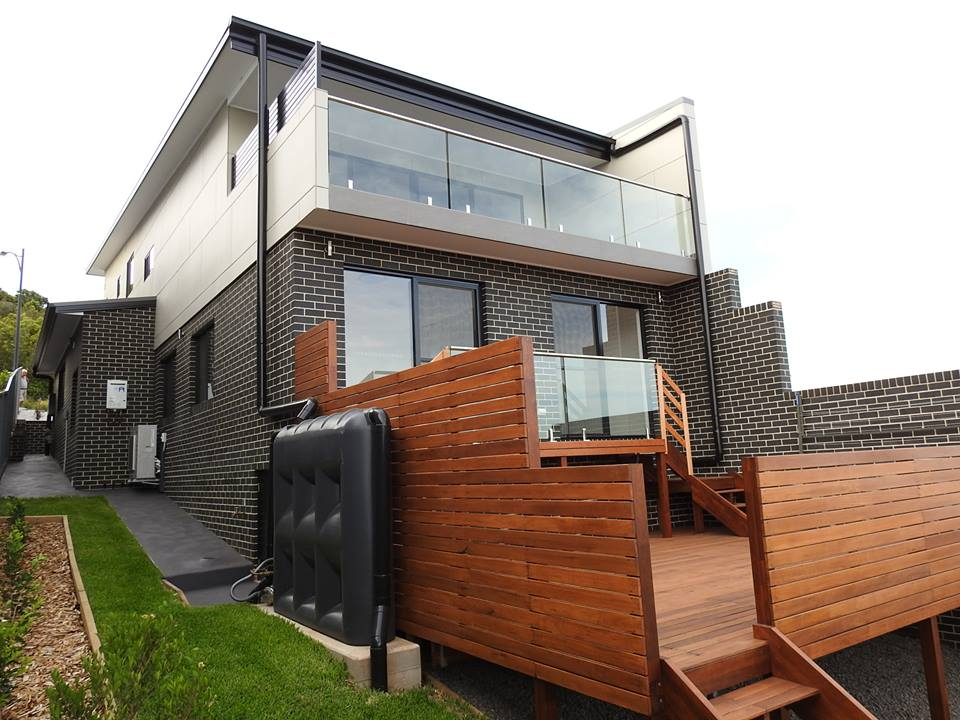 Shell Cove Exhibition Homes : Shell cove duplex